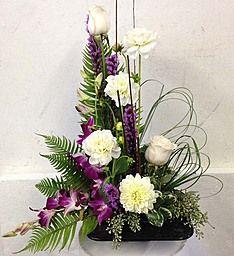Simple Serenity (Conroy's Flowers in La Mirada, CA)