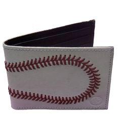 Baseball wallet...neat idea for a little brown eyed boys gift!