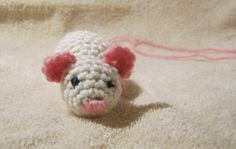 Crochet Toy Mouse by MadebyJody666 on Etsy