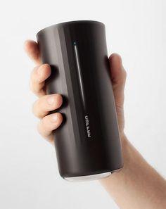 Vessyl, le premier verre connecté qui analyse les boissons