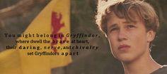 Gryffindor :)