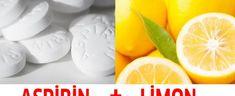 62 Yaşında Dahi Olsanız 40 Yaşında Görüneceksiniz Gizemi: Aspirin + Limon