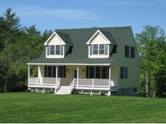 Dormers on pinterest cape cod homes cape cod and cape for Dormered cape