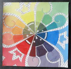 Art At Woodstock: Design: Color Wheels