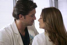 Rose and Derek Grey's Anatomy | ... Grey's Anatomy , stavolta riguardano due bandiere del programma: Derek