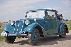 Tatra 57A Cabriolet Lux 1935 (3109) | by Le Photiste