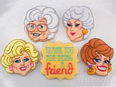 golden girls cookies
