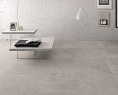 CONCRETE was inspired by the craze for reclaiming old, concrete buildings. It crystallizes the magic and reproduces it in a concrete-effect floor that is ideal for contemporary homes. Exposed Concrete, Concrete Tiles, Dream Home Design, House Design, Kintsugi, Contemporary Architecture, Contemporary Homes, Concrete Building, Living Spaces