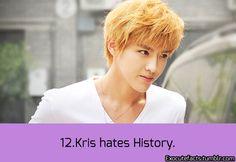 EXO FACT NO.12