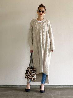 Modesty Fashion, Fashion Outfits, Womens Fashion, Cute Casual Outfits, Casual Chic, Knitwear Fashion, Fashion Books, Japanese Fashion, Urban Fashion