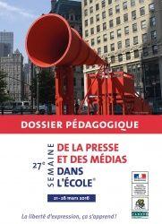 Dossier pédagogique de la 26e Semaine de la presse et des médias dans l'école