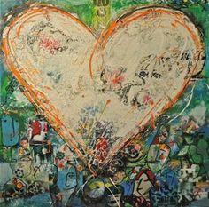 beschreven hart