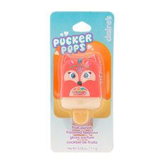 Pucker Pops Fruit Punch Flavored Lipgloss