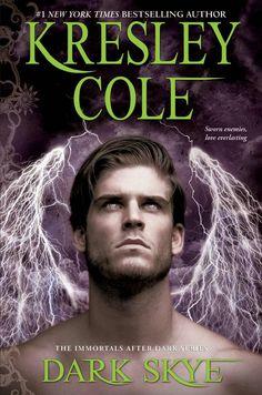 Dark Skye (Immortals After Dark) by Kresley Cole #KresleyCole #DarkSkye