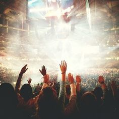 Passion 2013. I just want to go back.