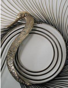 Amazing metal art