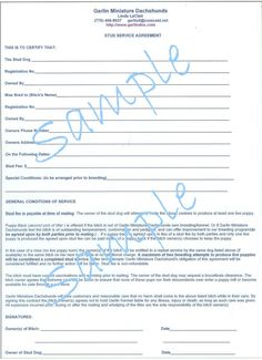 dog breeding contract template - puppy deposit receipt template at receipts