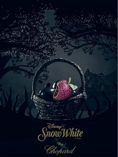 Snow White / karen cox.  Disney Inspired.  Set Design for disney chopard jewellery