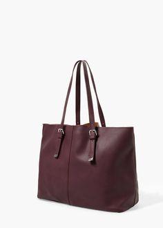 Bolso shopper abatanado25,99€