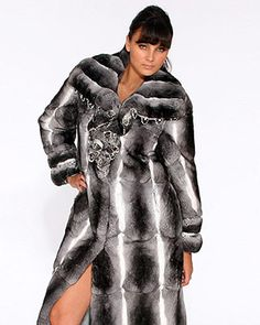 Product Details - Chinchilla Coat