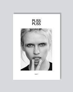 Puss Puss Magazine Issue 1 | Covet + Lou