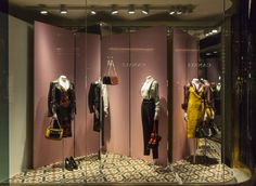 """MULBERRY, London, UK, """"The Season of Fall/Autumn), pinned by Ton van der Veer"""