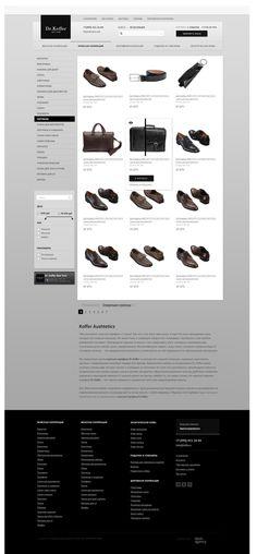 Dr. Koffer New York on Web Design Served