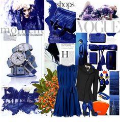 """The Color Blue"" by haldermania ❤"