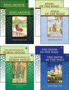 6th Grade Literature Guide Set
