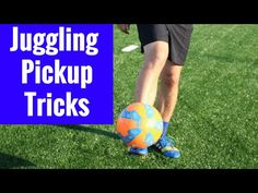 This video breaks down 5 pickup Juggling tricks any player can do.