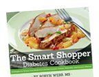 The Smart Shopper Diabetes Cookbook info to help George