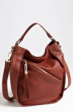 I love this shape!!  Kelsi Dagger 'Izzy' Crossbody Bag available at #Nordstrom