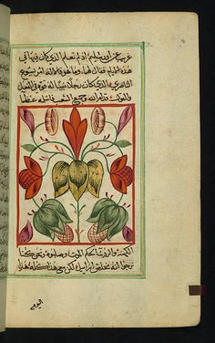 This illuminated and illustrated Arabic manuscript of the Gospels by Matthew (Mattá), Mark (Marquṣ), Luke (Lūqā), and John (Yūḥannā) was copied in Egypt by Ilyās Bāsim Khūrī Bazzī Rāhib, who was most likely a Coptic monk, in Anno Mundi 7192 / 1684 CE. The text is written in naskh in black ink with rubrics in red.