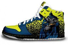 sneakers Nike retro-batman- Whoa, these are awesome!