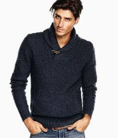 H & M Winter 2012 Men's Collection: Christmas