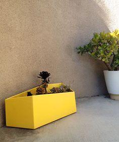 Mostro Planter by Breck Built via happymundane.com