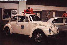 Politie Kever  Police beetle vw