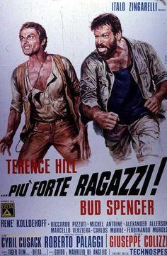 ...Più forte ragazzi! (1973) | FilmTV.it