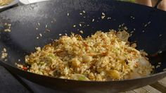 Abalone fried rice | Abalone recipes | SBS Food