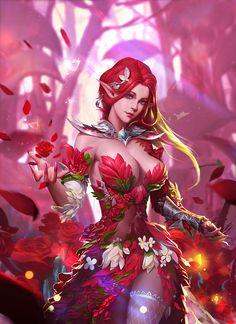 арт девушка,красивые картинки,art,арт,Fantasy,Fantasy art,эльфийка