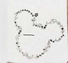 Disney Tattoos Mickey, Bullet Journal, Wood Burning, Drawings, Journaling, Silver, Design Ideas, Jewelry, Heart