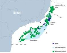 Brazil Expects $870mn In Exploration Spending For October Oil Auction - Oilpro.com