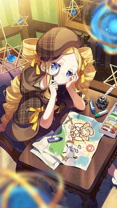 Pretty Anime Girl, Kawaii Anime Girl, Anime Art Girl, Manga Art, Me Anime, Chica Anime Manga, Anime Demon, Re Zero Wallpaper, Chibi
