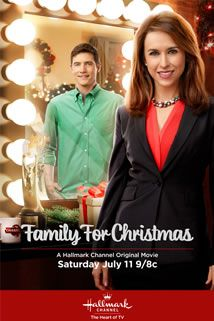 Its a Wonderful Movie - Your Guide to Family Movies on TV: Lacey Chabert stars in 'Family for Christmas' on the Hallmark Channel Xmas Movies, Family Christmas Movies, Christmas Movie Night, Hallmark Christmas Movies, 2015 Movies, Hallmark Movies, Family Movies, Good Movies, Christmas 2015