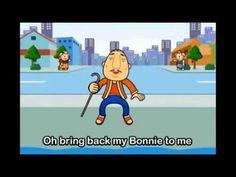 Lagu Anak Inggris My Bonnie