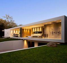 Dit is de coolste minimalistische bungalow die je ooit hebt gezien - FHM.nl