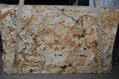 polished golden silver granite slab(good polished) saymar stone
