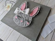 Your place to buy and sell all things handmade Woodland Nursery Girl, Girl Nursery, Nursery Art, String Art, Nail String, Handmade Home Decor, Decoration, My Etsy Shop, At Least