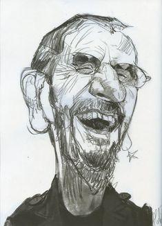 Tom Fluharty 'Ringo Starr'