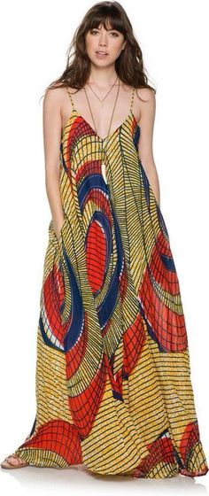 African-Style-Funky-Dress Funky Outfits for Ladies - 30 Ways to Look Funky for Women African Dresses For Women, African Print Dresses, African Attire, African Wear, African Women, African Prints, African Style, African Fashion Designers, African Inspired Fashion